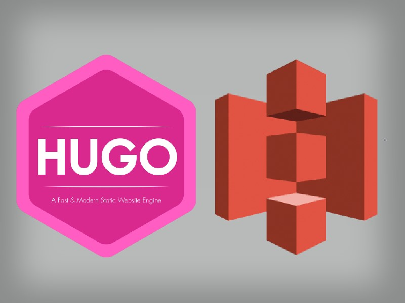 image from How to create a secure static Hugo website hosted in S3 with a custom URL